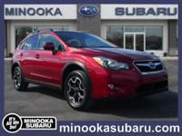Drive this home today! Climb inside the 2013 Subaru XV
