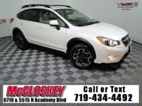 Trek in style in this low miles 2013 Subaru XV