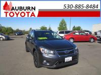 1 OWNER, AWD, LEATHER!!  This 2013 Subaru XV Crosstrek