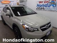 AWD! A great deal in Kingston! Clean CARFAX. Are you