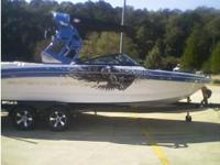 2013 Super Air Nautique 230 Team Edition. 72 hours on