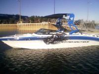 2013 Super Air Nautique 230 Team Edition. I ordered