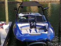 2013 Supra SA 350 Boat is located in Cornelius,North