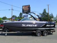 2013 Supreme v226 Surf Series on sale now!  Producing