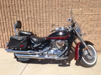 2013 Suzuki Boulevard C50T Low Miles and Tons of Fun to