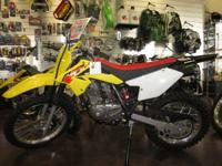2013 Suzuki DR-Z125L DR-Z125 This custom version of the