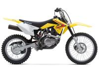 2013 Suzuki DR-Z125L This custom variation of the