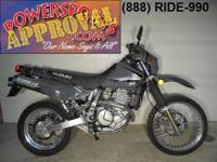2013 Suzuki DR650SE for sale with only 3,331 miles!