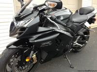 SELLING MY 2013 GSX R 1000 WITH 2,138 MILEAGES IN