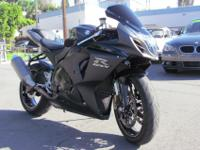 Just receives this 2013 Suzuki GSX-R in trade in. Bike