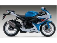 2013 Suzuki GSX-R600 GREAT PRICE PLUS 0% FINANCING PLUS