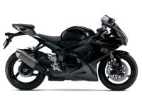 2013 Suzuki GSX-R750 BLACKED OUT!!! In 1985 Suzuki