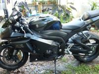 Suzuki GSXR 1000 2013 low mileage - Paid $16,000