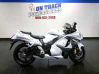 2013 SUZUKI GSXR1300 HAYABUSA On Track Powersports is