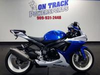 2013 Suzuki GSXR600 BAD CREDIT? LOW CREDIT? NO CREDIT?