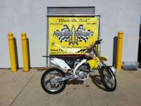The RM-Z250 also showcases a revamped framework and