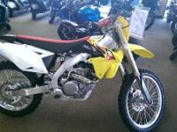 -LRB-727-RRB-478-0454 ext. 705. 2013 Suzuki RMZ450The