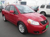 Options:  2013 Suzuki Sx4 Le Popular|Le Popular|4Dr Sdn