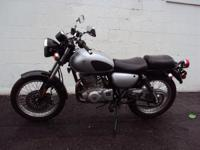 2013 Suzuki TU250 GREAT AROUND TOWN BIKE the Suzuki