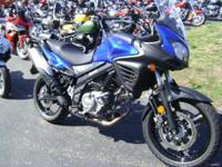 2013 Suzuki V-Strom 650 ABS New new new used!!! Only