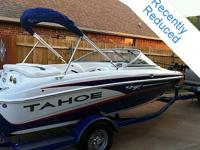 This Tahoe Q4 Ski and Fish was constructed for sport.