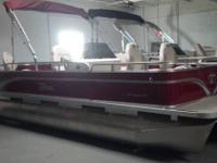 New 2013 Tahoe 20 ft Fish N Fun Pontoon With 70hp