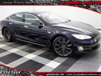 2013 TESLA MODEL S 85 LOADED WITH ALL THE RIGHT