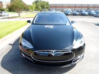 This is a Tesla Model S for sale by Empire Exotic