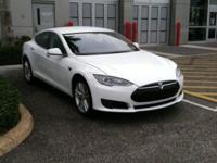 CARFAX 1-Owner, ONLY 12,737 Miles! Model S trim.