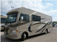 2013 Thor Motor Coach A.C.E 27.1, Features Fully welded