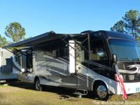 Model 37GT with 3 slide-outs. Almost new and offered by