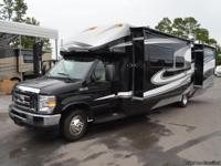 NEW 2013 Class C Motor Coach, Chateau Citation, Model