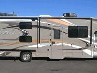 2013 Four Winds Class C by Thor Motor Coach with 7,400