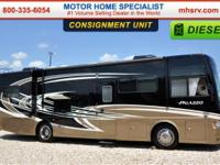 2013 Thor Motor Coach Palazzo bunk house w 2 slides