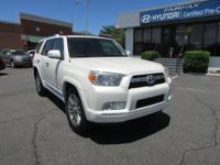 Blizzard Pearl Metallic 2013 Toyota 4Runner Limited RWD