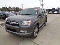 The 2013 Toyota 4Runner is the last of its kind,
