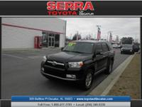 The Serra Toyota of Decatur Advantage! STOP! Read this!