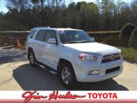 Options:  2013 Toyota 4Runner Sr5 With 79|047 Miles.