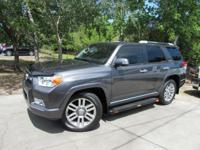 This 2013 Toyota 4Runner 4dr RWD 4dr V6 Limited