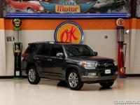 This Carfax 1-Owner 2013 Toyota 4Runner SR5 is in great