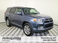 Tried-and-true, this Used 2013 Toyota 4Runner Limited