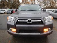 What an amazing value...2013 Toyota 4Runner Limited V6