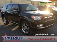 This 2013 Toyota 4Runner Limited is proudly offered by
