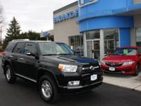 SUPER SWEET,ONE OWNER, 2013 TOYOTA 4RUNNER SR5, 4WD,