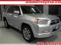 This is a One Owner 4 Runner, extremely clean and
