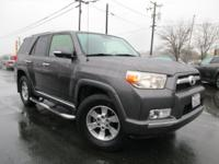 Options:  2013 Toyota 4Runner Sr5|4L V6 24V|5-Speed