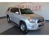 We are excited to offer this 2013 Toyota 4Runner. When