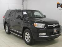 This outstanding example of a 2013 Toyota 4Runner SR5