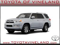 Get ready to go for a ride in this 2013 Toyota 4Runner