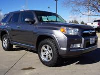 2013 Toyota 4Runner, **ACCIDENT FREE CARFAX**, **CARFAX